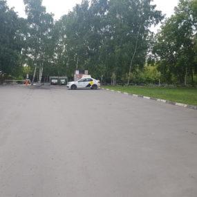 Парковка ул. Екатерининская 171